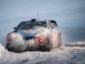 Classement Rallye de Suède 2018 Neuville Hyundai Motorsport