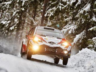Rallye Suède 2018 – ES2 à 4