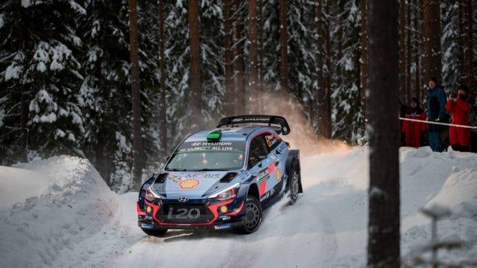Rallye Suède 2018 – ES5 à 8