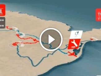 Parcours du Tour de Corse 2018