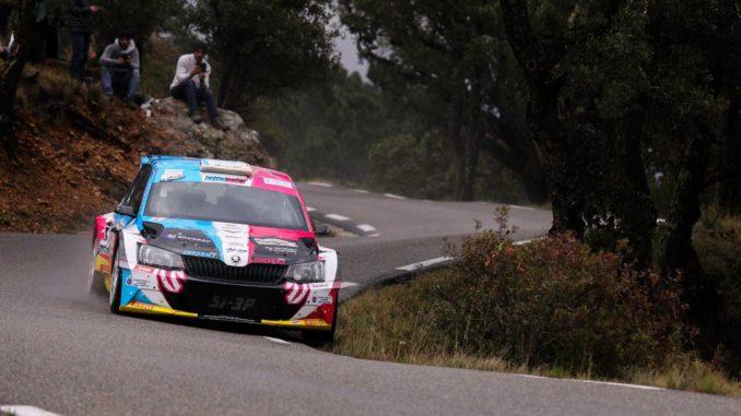 Classement Rallye des Roches Brunes 2018