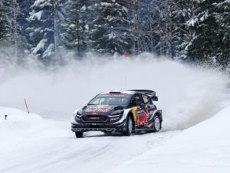 WRC : terminées les stratégies sur la Power Stage Rallye de Suède : Ogier surprend dans la Power Stage