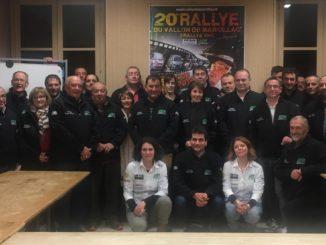 Présentation Rallye du Vallon de Marcillac 2018