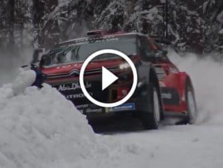 Vidéos Rallye Suède 2018 !