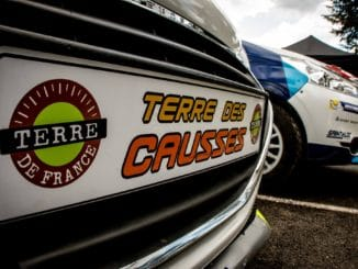 Abandons Rallye Terre des Causses 2018