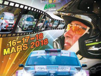 Rallye de Marcillac 2018 - Nicolas Theron nous dit tout !