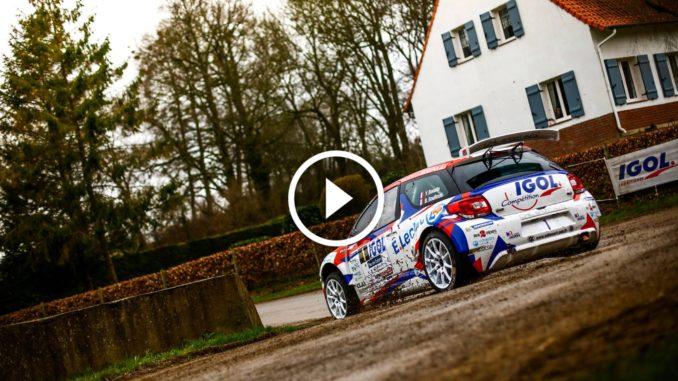 Vidéos Rallye du Touquet 2018