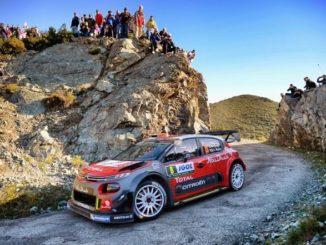 Programme TV Tour de Corse 2018