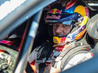 Shakedown Rallye du Mexique 2018