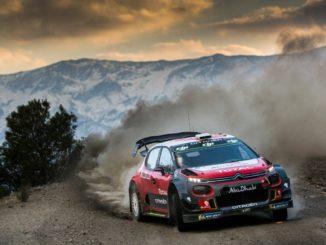Programme TV Rallye du Mexique 2018