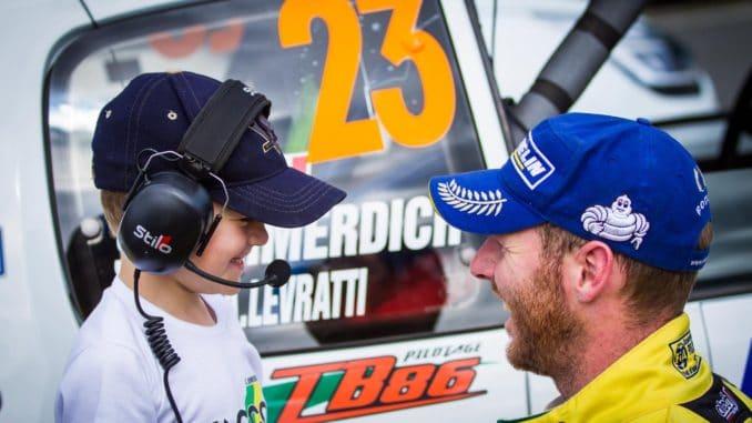 Sébastien Dommerdich avant le Rallye du Touquet 2018