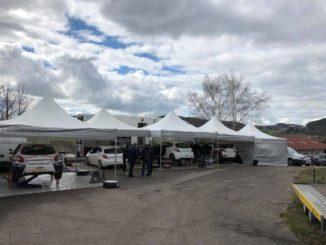 Liste des engagés Rallye du Touquet 2018