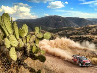Toutes les spéciales du Rallye du Mexique 2018