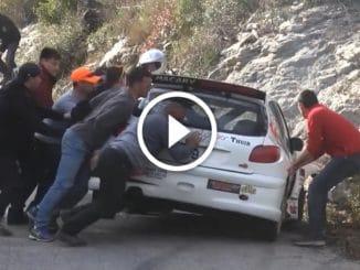 Vidéos Rallye des Vins du Gard 2018