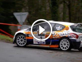 Vidéos Rallye Marcillac 2018