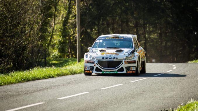 Classement Rallye du Val d'Agout 2018