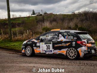 Liste des engagés Rallye du Val d'Agout 2018