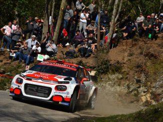 Liste des engagés Rallye Lyon Charbonnières 2018