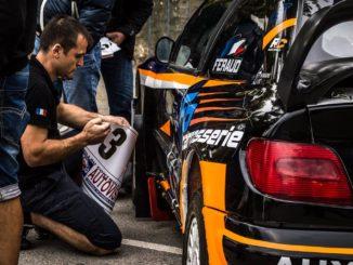 Engagés Rallye Terre de Castine 2018