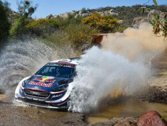 Seb Ogier. Liste des engagés Rallye Argentine 2018