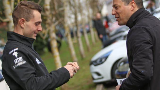 """Hugo Margaillan : """"le potentiel pour rouler devant"""""""