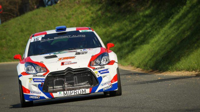 Classement Rallye Lyon Charbonnières 2018