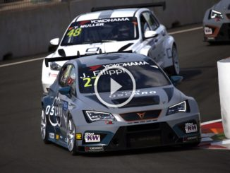 WTCR 2018 : le WE de J. Filippi à Marrakech