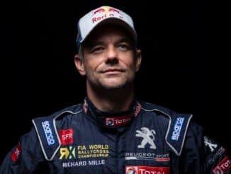 """WorldRX 2018 - Sébastien Loeb : """"J'ai hâte d'être à Barcelone"""""""