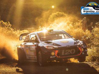 Programme TV Rallye Argentine 2018
