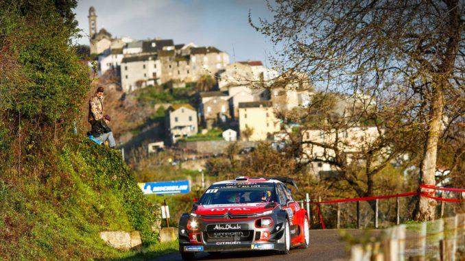 Shakedown Tour de Corse 2018
