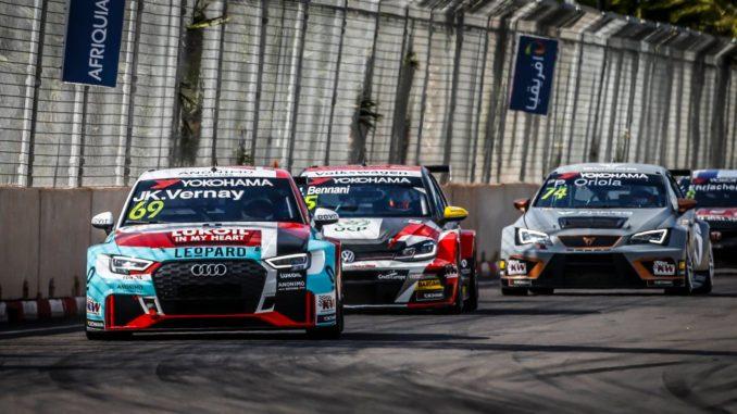 WTCR 2018 Vernay et Tarquini encore