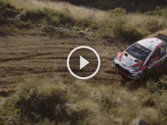 Vidéos Rallye Argentine 2018