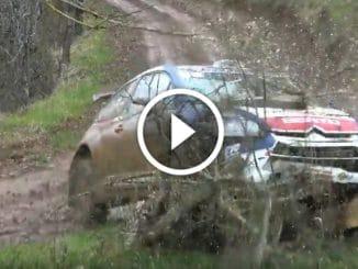 Vidéos Rallye Terre des Causses 2018