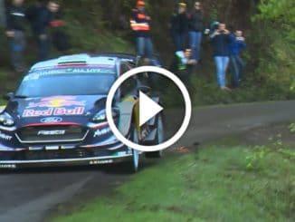 Vidéos Rallye Tour de Corse 2018