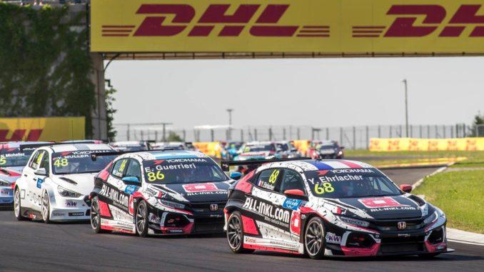 WTCR 2018 – HungaroringCourse 1 :Ehrlacher s'impose