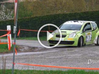 Vidéos Rallye du Frontonnais 2018
