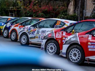 La 208 Rally Cup revoit son calendrier