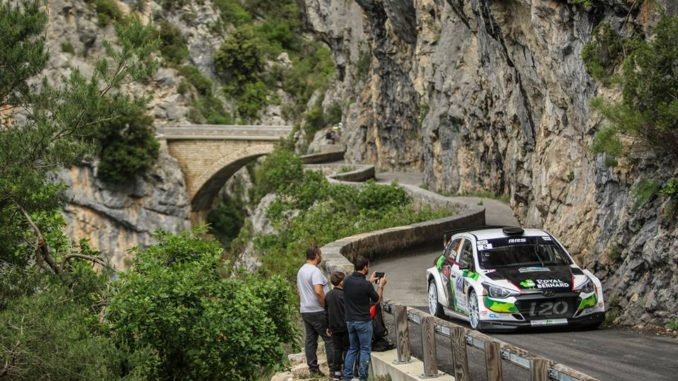 Classement Rallye Antibes 2018