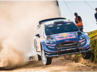 Engagés Rallye Sardaigne 2018