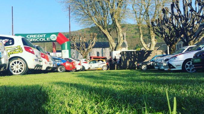 Engagés Rallye du Val Dadou 2018