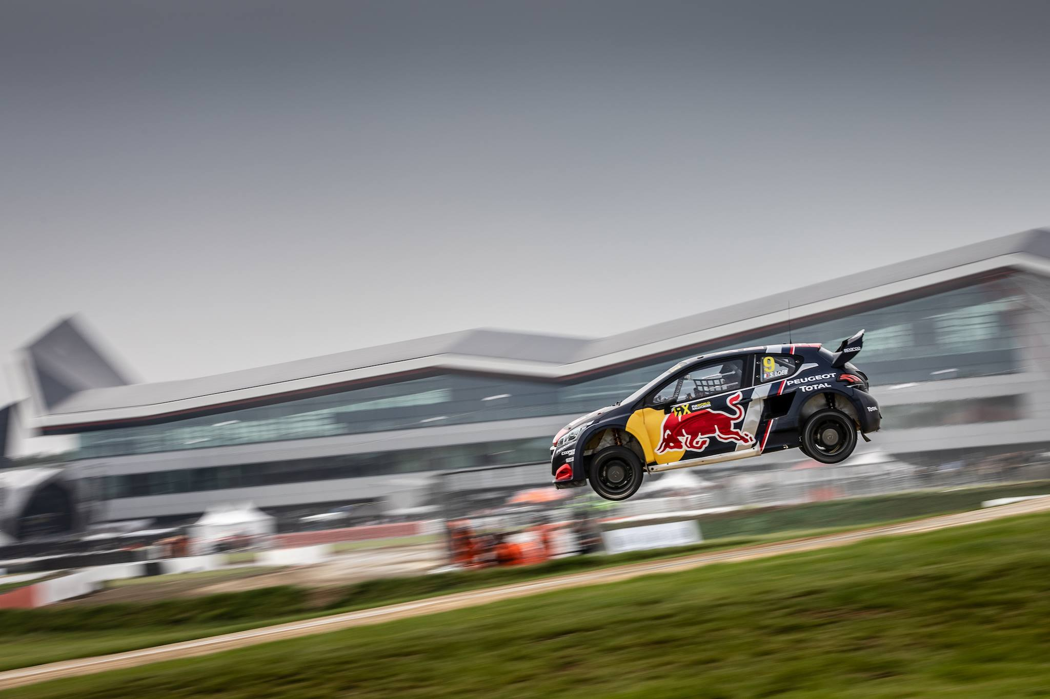World RX : Loeb rate son coup