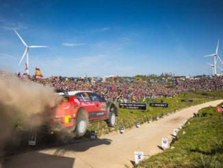 Programme TV Rallye Portugal 2018