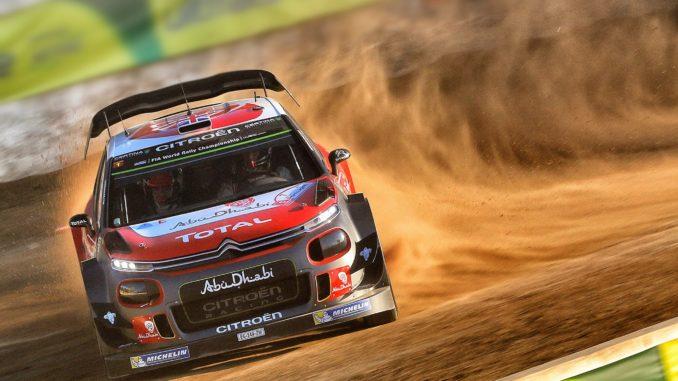 Engagés Rallye Portugal 2018