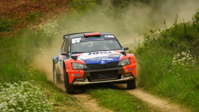 classement rallye castine terre d occitanie 2018 pilote de course. Black Bedroom Furniture Sets. Home Design Ideas