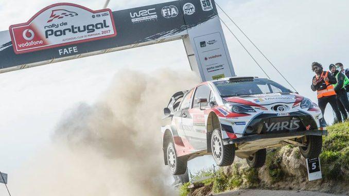 Shakedown Rallye Portugal 2018