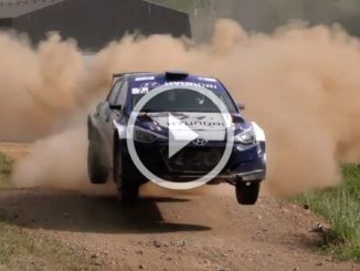 Vidéos Rallye Castine Terre d'Occitanie 2018