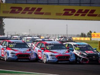 WTCR Hungaroring 2018 Course 2 et 3