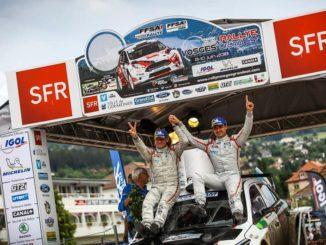 Classement Rallye Vosges 2018