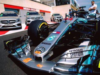 GP de France F1 2018 - EL1 : Hamilton et Mercedes devant