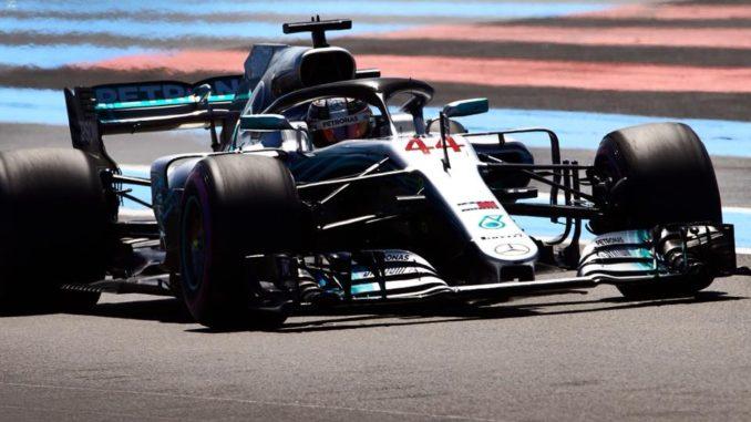 Grand Prix de France de F1 2018 pour Hamilton